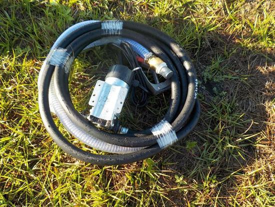 12V Diesel Fuel Pump