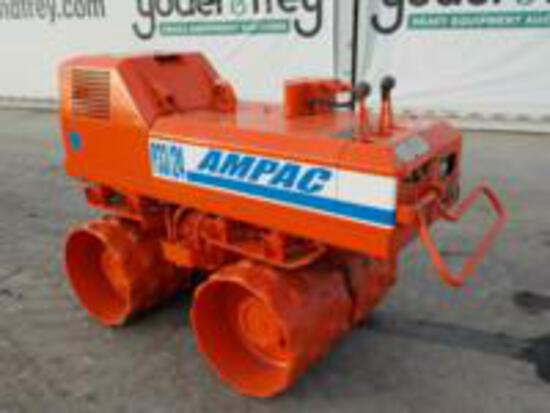 Ampac P33/24 Trench Compactor