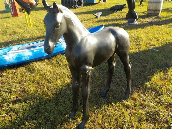 Aluminum Horse Colt
