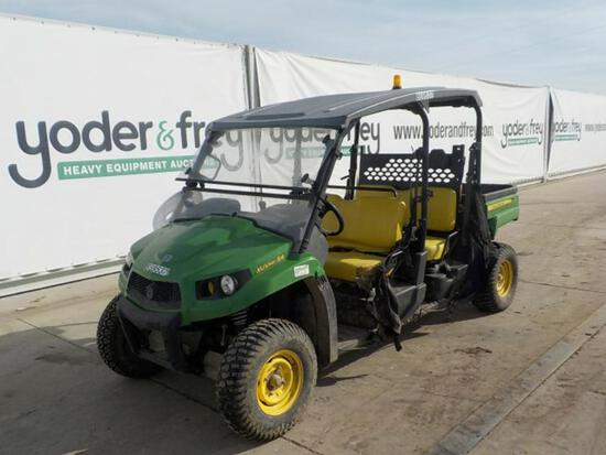 2016 John Deere Gator XUV560 4x4  4 Seater Utility Vehicle (970 Hours)  (BE
