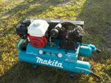 Honda 5.5HP 10 Gallon Contractor Makita Air Compressor (1 Year Factory Warr