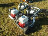 3600 PSI Simpson Commercial Grade Pressure Washer c/w Honda Engine