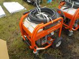 Husqvarna 3300 PSI Electric Start Pressure Washer