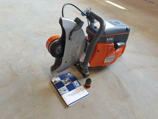 2019 Husqvarna K770 Petrol Quick Cut Saw