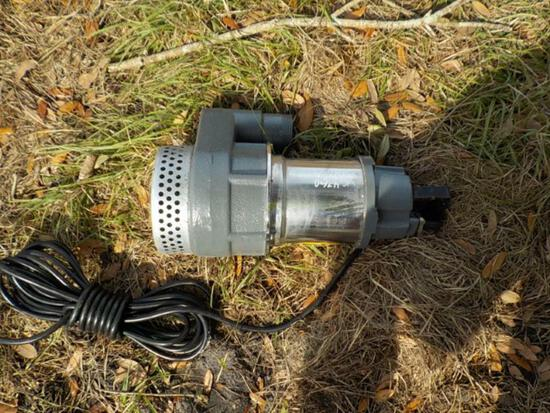 "Mustang MP4800 2"" Submerisble Pump"