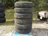 900-20 Tires on Wheels (6 of)