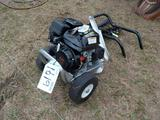 MI-T-M 3200 PSI MI-T-M Engine Cold Water Gas Pressure Washer (DAMAGED)