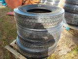 Amberstone Drive Tires 660 11R 22.5 (4 of)