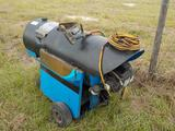 Wayne Petrol Pressure Washer c/w Steam Burner and Hose