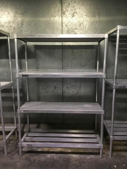 4' storage racks