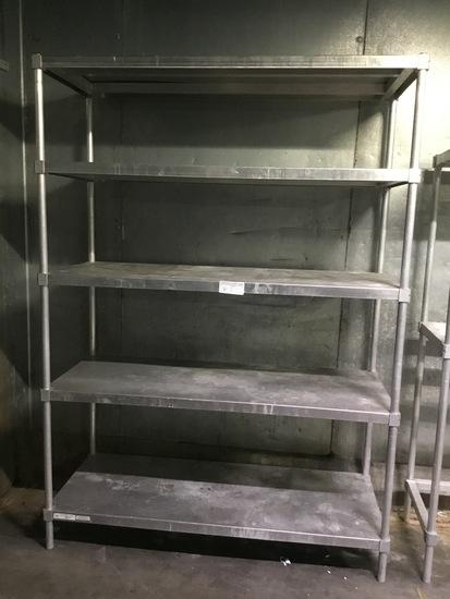 5' storage racks