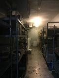 8' x 32' x 8' Walk-in Freezer w/ Floor and 2-2 fan coils