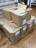 PALLET OF PAPER BAGS