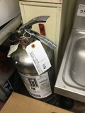 KITCHEN ONE GREASE FIRE EXTINGUISHER