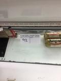 12' HUSSMANN 5 DECK MULTI MEAT CASE