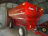 Parker 505 gravity wagon, lights, brakes, 425\65R22.5, red