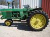 JD 4010 diesel, NF, front weights, fenders, 3pt., 15.5x38, SN 17466