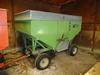 Parker gravity wagon, 300 bushel, Westendorf gear, 11LX15