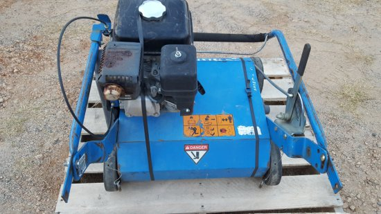 Bluebird Power Rake