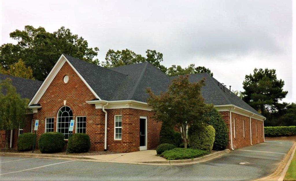 Medical / Professional Office: 1428 Ellen Street, Unit 2, Monroe, NC