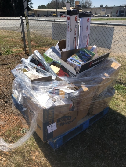 Pallet of Tools & Misc