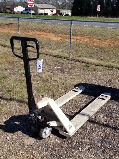 Jet Pallet Jack 6,000 lb