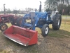 Ford 6600 Tractor with Koyker 210 Loader