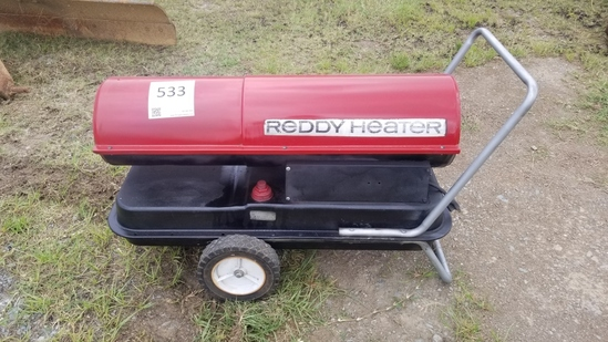 Reddy Heater Model R100