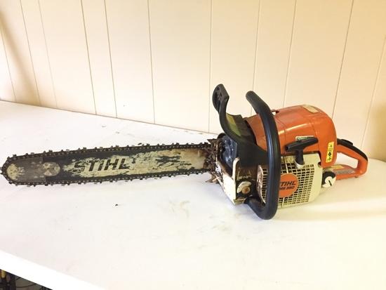 STIHL Chainsaw Model MS 390