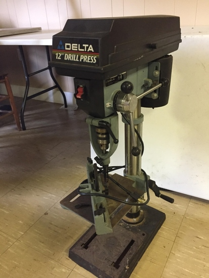 """DELTA 12"""" Drill Press"""