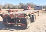 1998 Great Dane Flatbed Trailer | 8' x 45'