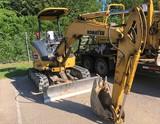 2006 Komatsu P35MR2 Excavator