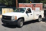 Chevrolet C1500 Silverado Utility Truck