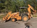 2005 Case 580M Series 2 Loader Backhoe