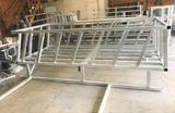 2-Roll Hay Feeder 13 Gauge Steel