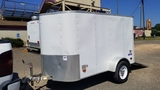 2005 Pace American Trailer 5 x 10