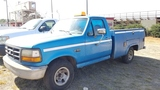 1995 Ford F150 Utility Truck