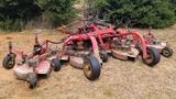 Lastec 721 XR Finish Mower