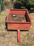 Sears Metal Garden Cart