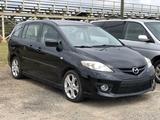 2008 Mazda 5 Wagon Black