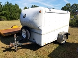 Camping / Tailgate Trailer 5 x 8