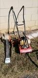 Honda Tiller, Homelite Chainsaw & Steel Blower