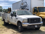 2004 Ford F350 Service Truck