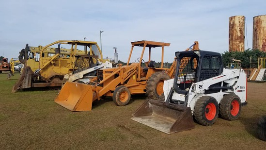 Annual Fall Equipment Consignment Auction