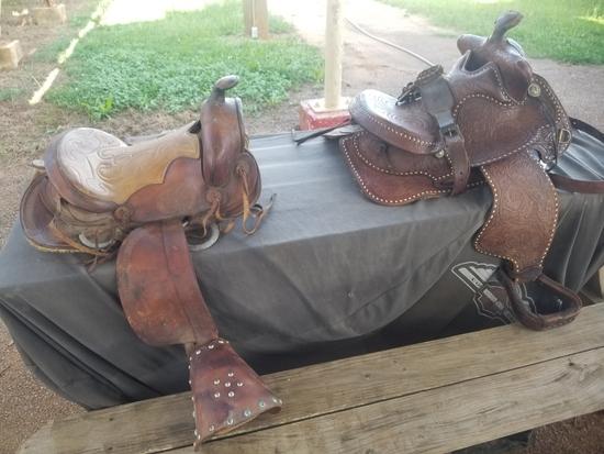 Two Saddles
