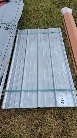 """Metal Roofing 19 @ 5'6"""""""