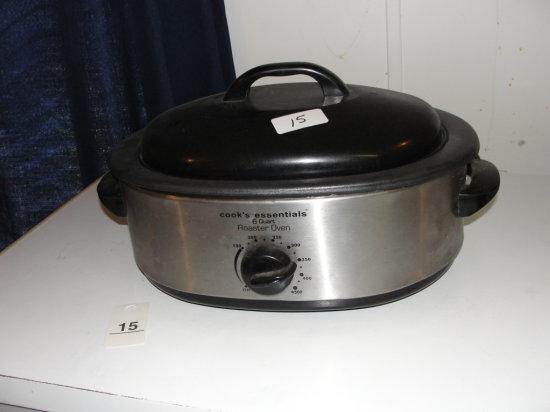 Roaster oven Cook's essentials