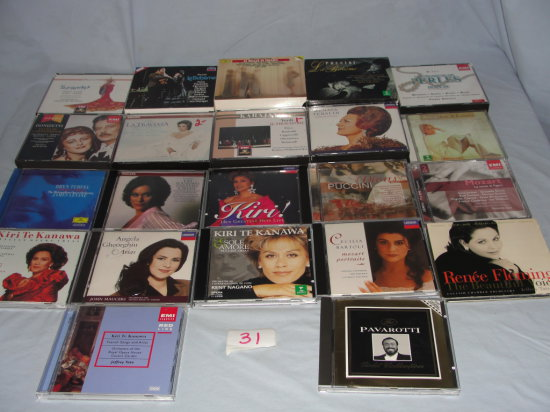 CD's Opera