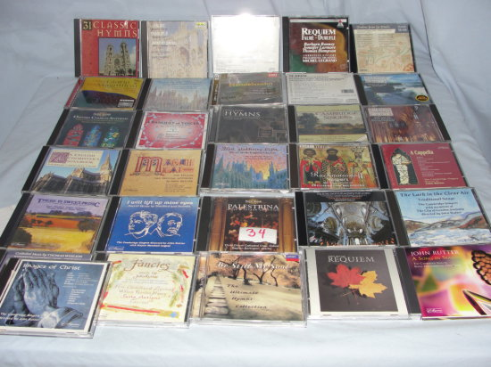 CD's Church Music