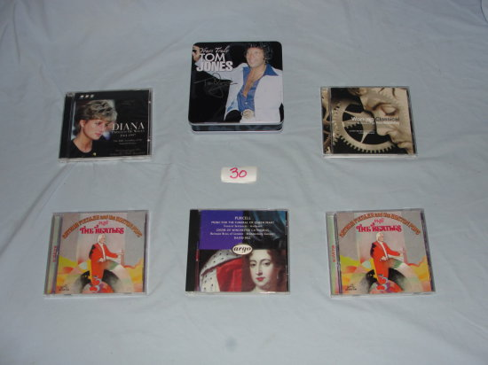 CD's Collectables